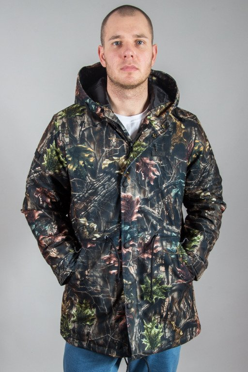 SSG WINTER JACKET PARKA SNIPER COLOR LEAVES