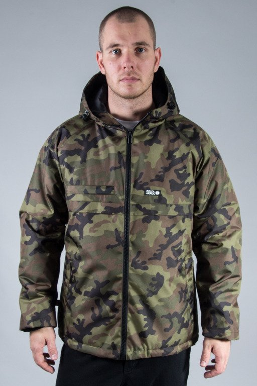 SSG WINTER JACKET SPORT CAMO