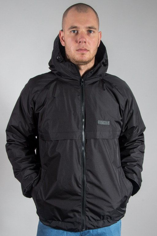 SSG WINTER JACKET SPORT SSG LOGO BLACK