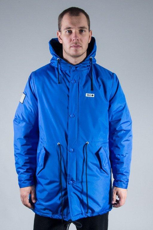 SSG WINTER JACKET STREET PARKA BLUE