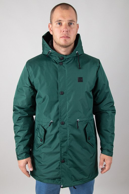 SSG WINTER JACKET STREET PARKA GREEN