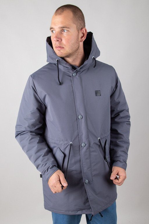 SSG WINTER JACKET STREET PARKA GREY