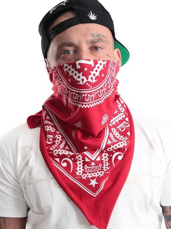 STOPROCENT BANDANA SOBOTA RED