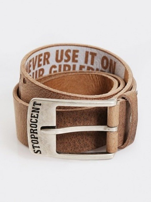 STOPROCENT BELT TEXAS BROWN