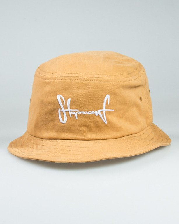 STOPROCENT BUCKET HAT TAG HONEY