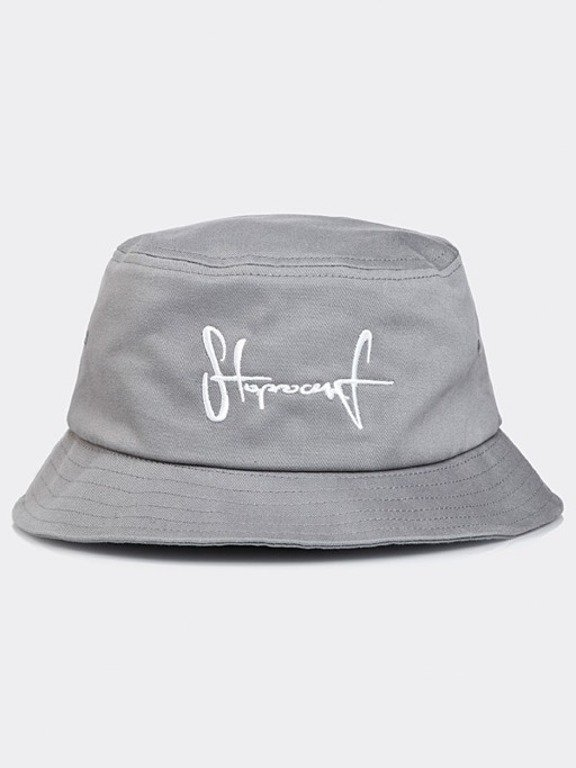 STOPROCENT BUCKETHAT GREY