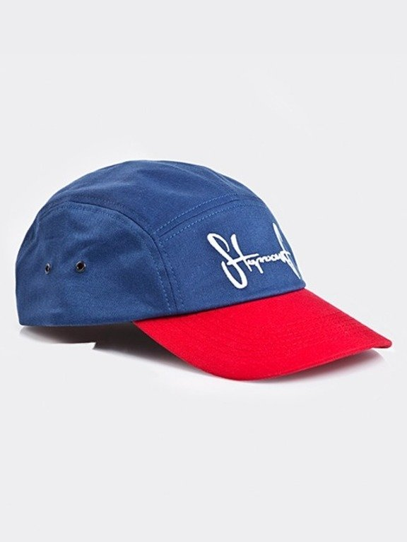 STOPROCENT CAP 5PANEL TAG17 BLUE-RED