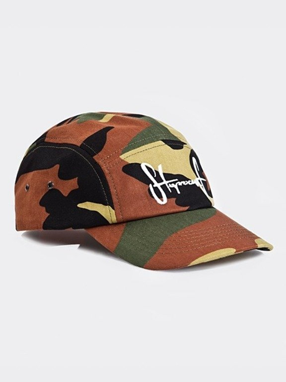 STOPROCENT CAP 5PANEL TAG17 CAMO