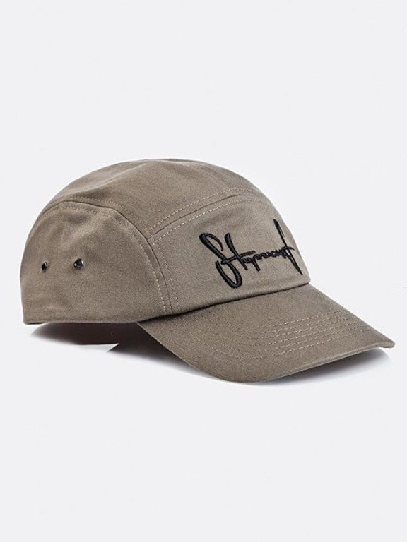 STOPROCENT CAP 5PANEL TAG17 KHAKI