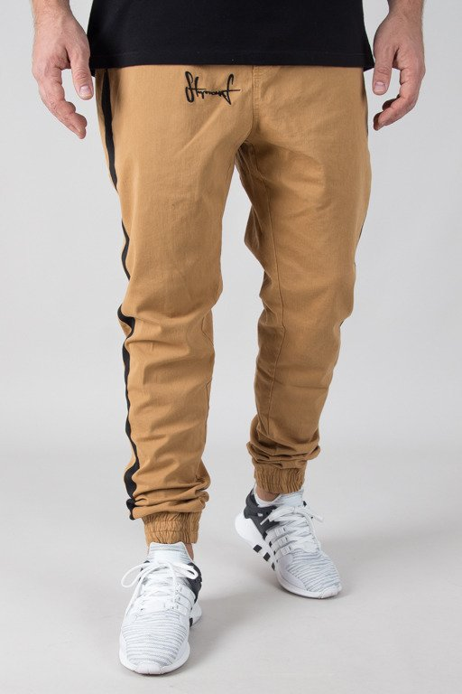 STOPROCENT CHINO JOGGER CLASSIC LAMPAS HONEY