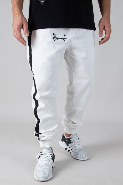 STOPROCENT CHINO JOGGER CLASSIC LAMPAS WHITE