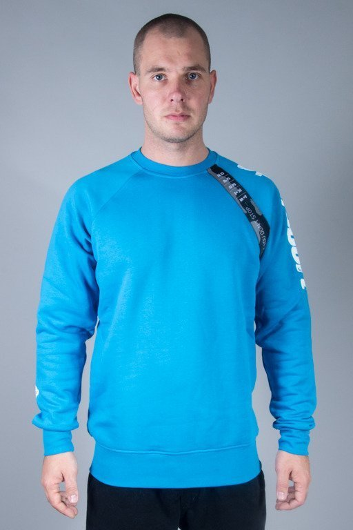 STOPROCENT CREWNECK CS16 BLUE