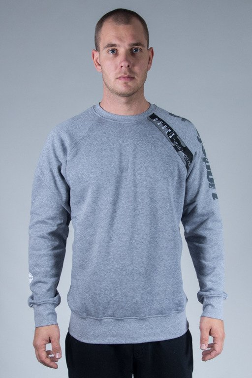 STOPROCENT CREWNECK CS16 MELANGE