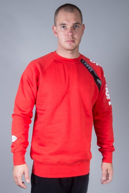 STOPROCENT CREWNECK CS16 RED