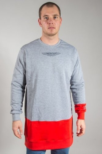 STOPROCENT CREWNECK LIMIT GREY