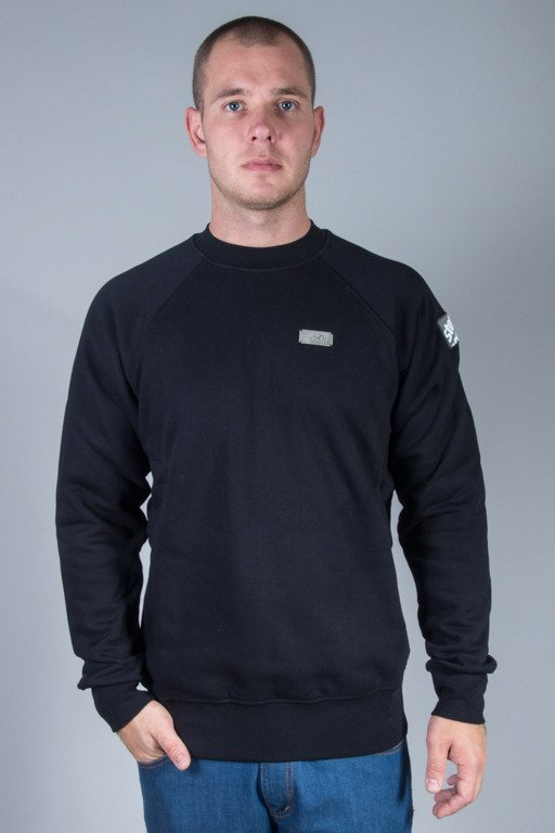 STOPROCENT CREWNECK STEEL BLACK
