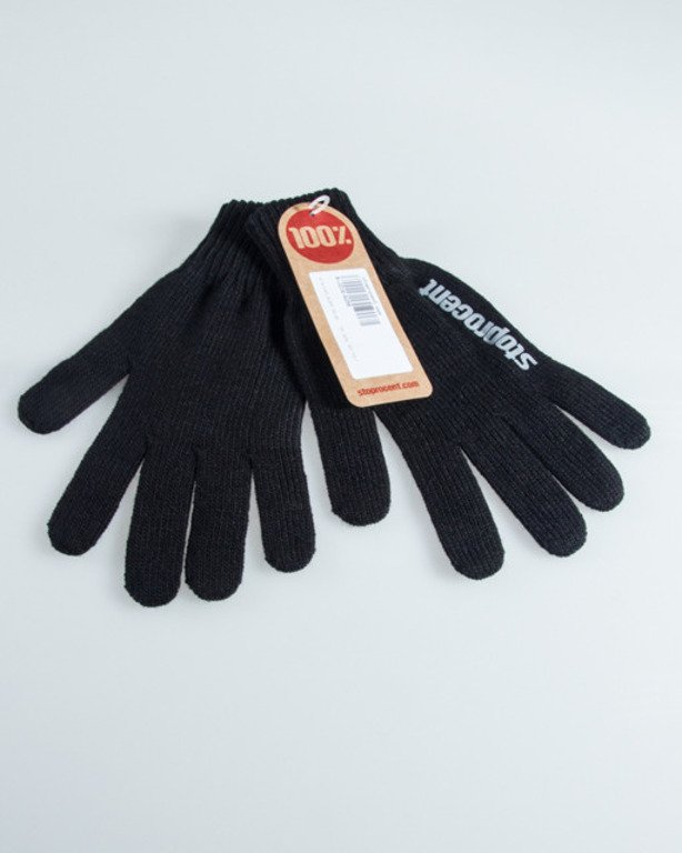 STOPROCENT GLOVES BLACK