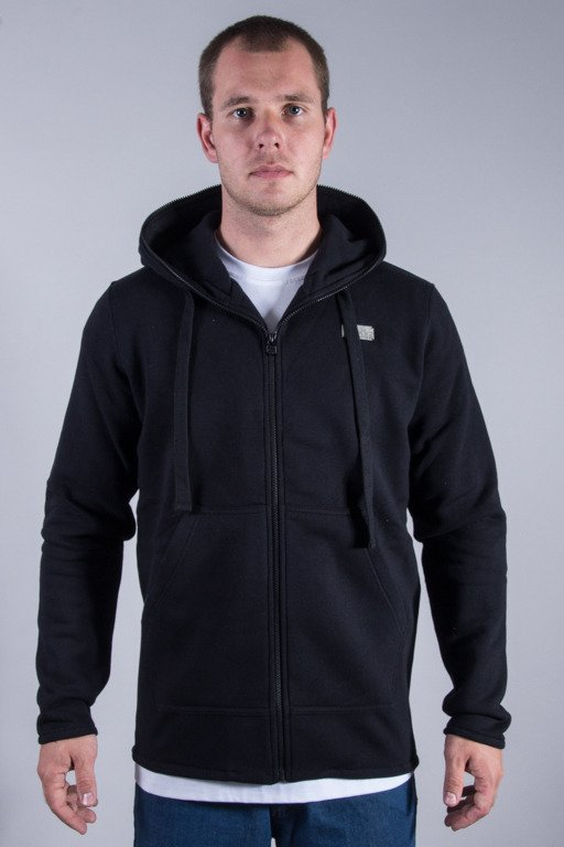 STOPROCENT HOODIE ZIP ASSASIN BLACK