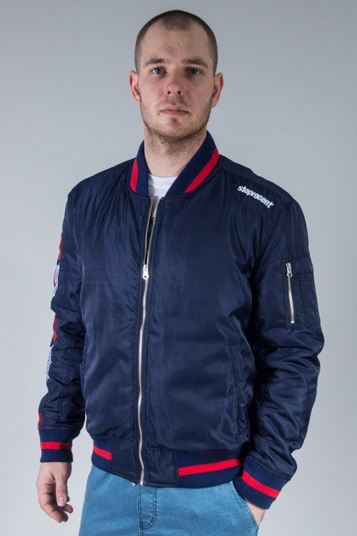 STOPROCENT JACKET ATHLETIC BLUE