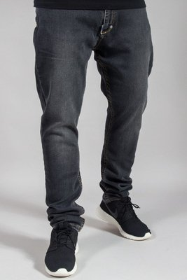 STOPROCENT JEANS ACADEMIC BLACK