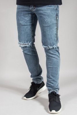 STOPROCENT JEANS SLIM REGULAR ARCH