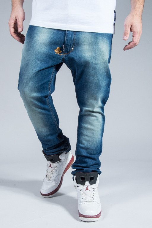 STOPROCENT JEANS VERTAG SLIM LOW