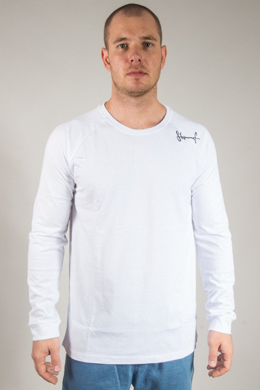 STOPROCENT LONGSLEEVE BASE WHITE