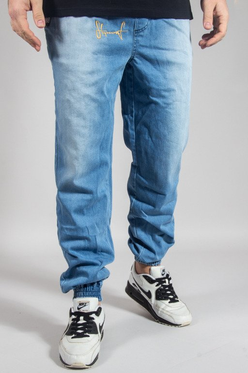 STOPROCENT PANTS JEANS JOGGER 17