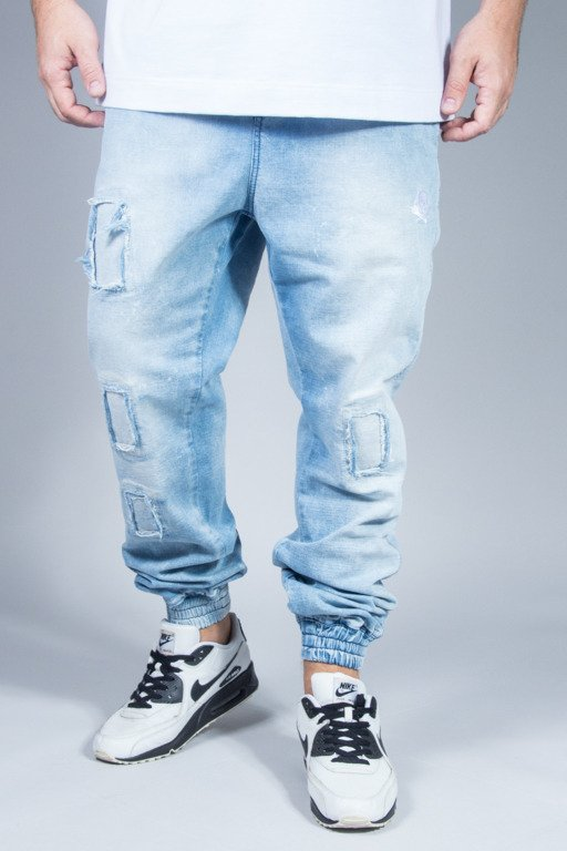 STOPROCENT PANTS JEANS JOGGER RECT