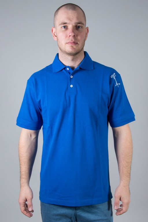 STOPROCENT POLO TAG17 BLUE