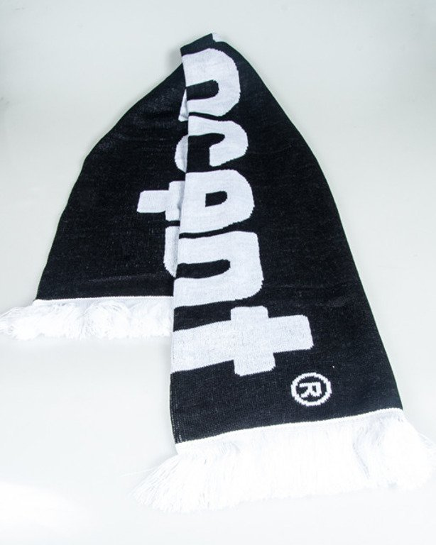 STOPROCENT SCARF SLICE BLACK