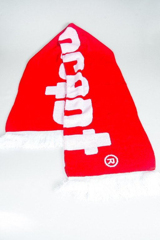 STOPROCENT SCARF SLICE RED