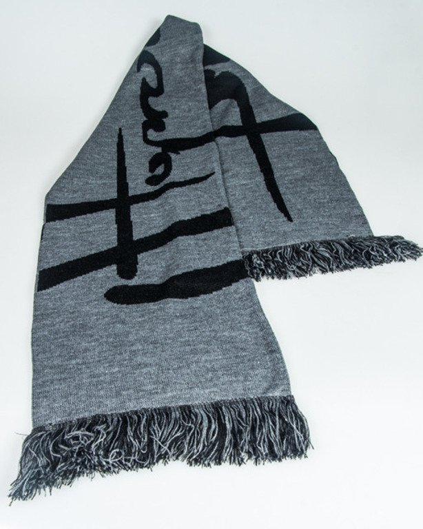 STOPROCENT SCARF TAG17 GREY
