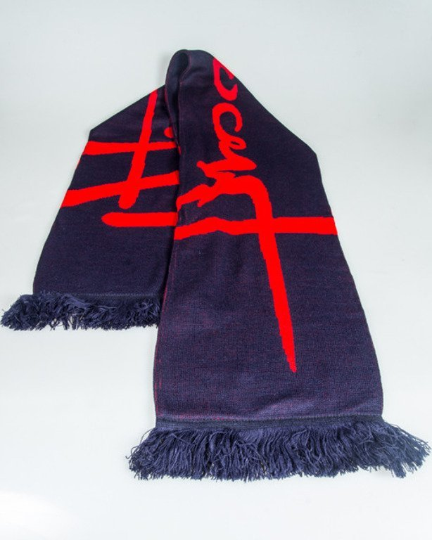 STOPROCENT SCARF TAG17 NAVY
