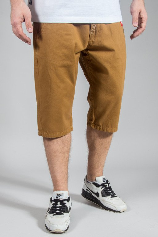STOPROCENT SHORTS CHINOS CLASSIC HONEY