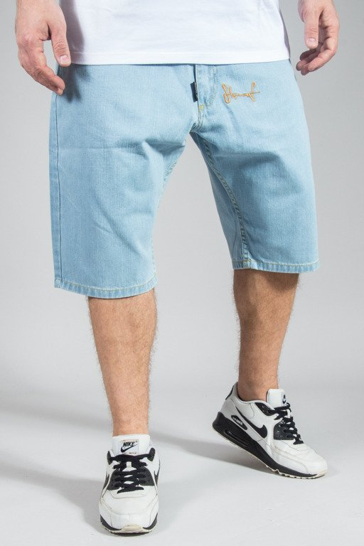 STOPROCENT SHORTS JEANS INSKO LIGHT