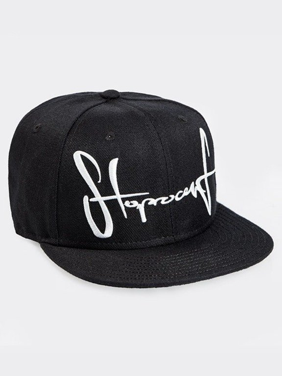 STOPROCENT SNAPBACK BIG TAG BLACK