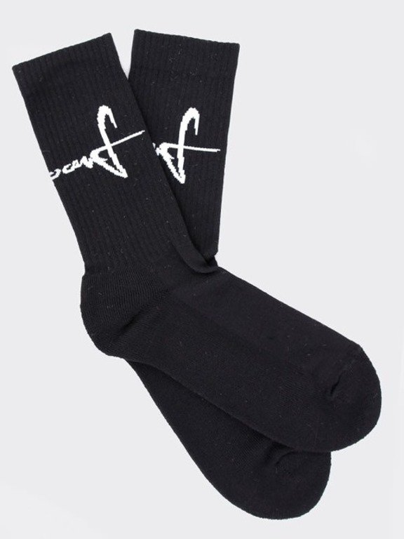 STOPROCENT SOCKS LONG CLASSIC TAG16 BLACK