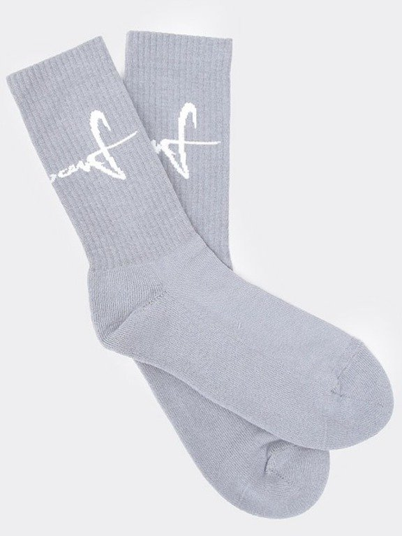 STOPROCENT SOCKS LONG CLASSIC TAG16 GREY