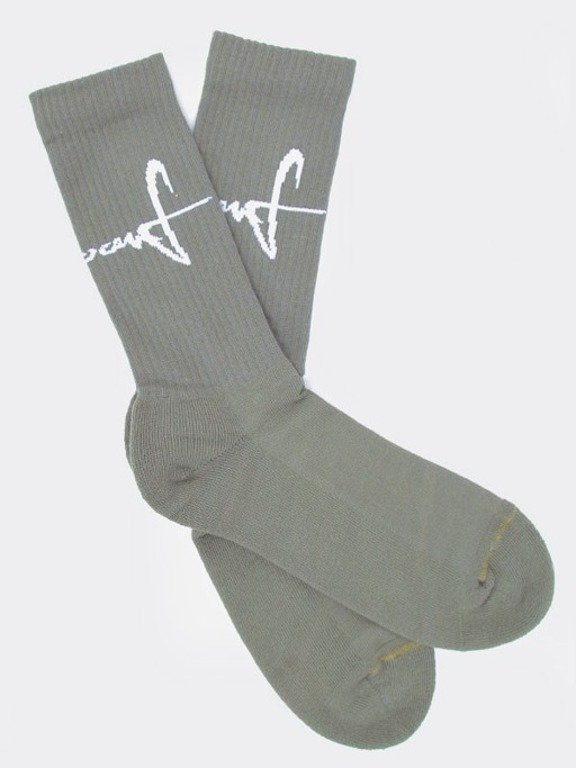 STOPROCENT SOCKS LONG CLASSIC TAG16 KHAKI