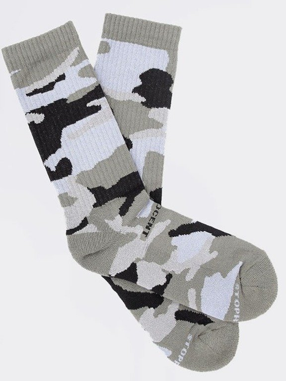 STOPROCENT SOCKS LONG MORO KHAKI