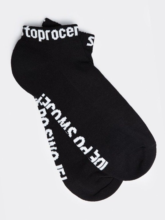 STOPROCENT SOCKS SWOJE BLACK