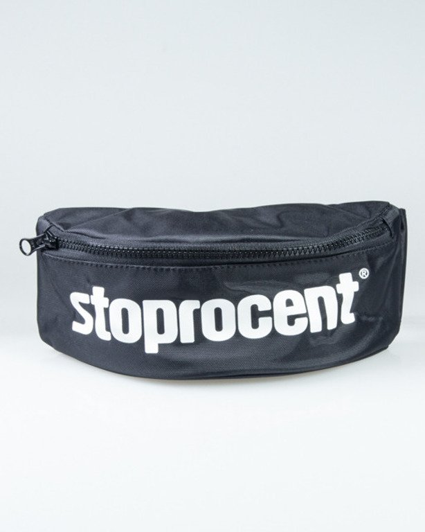 STOPROCENT STREETBAG SIMPLE BLACK