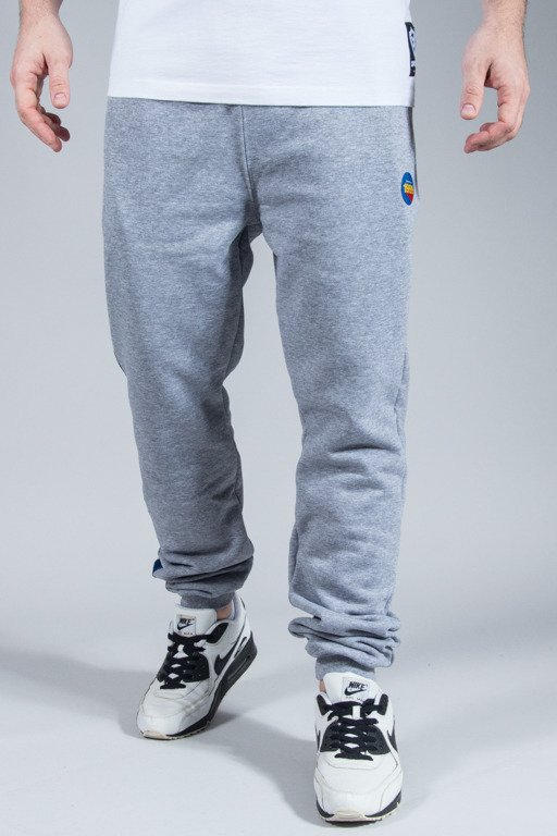 STOPROCENT SWEATPANTS ATHLETIC MELANGE