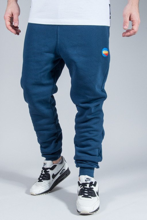 STOPROCENT SWEATPANTS ATHLETIC NAVY