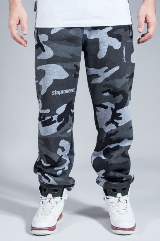 STOPROCENT SWEATPANTS BOKTAG16 CAMO