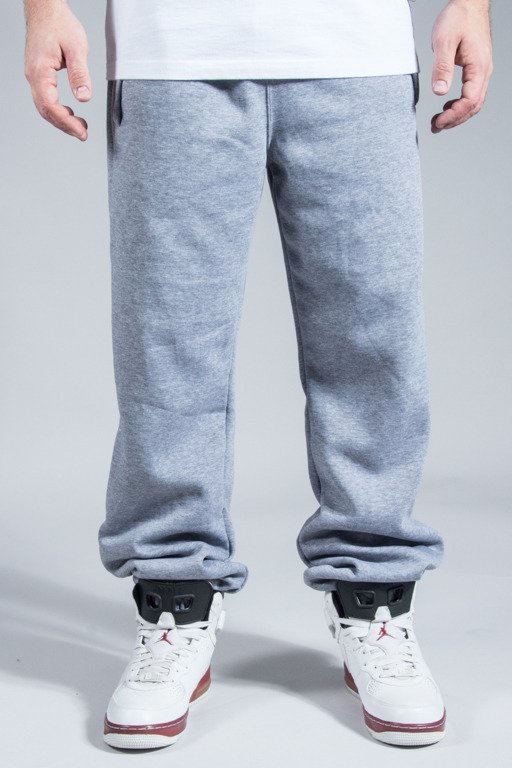 STOPROCENT SWEATPANTS BOKTAG16 MELANGE