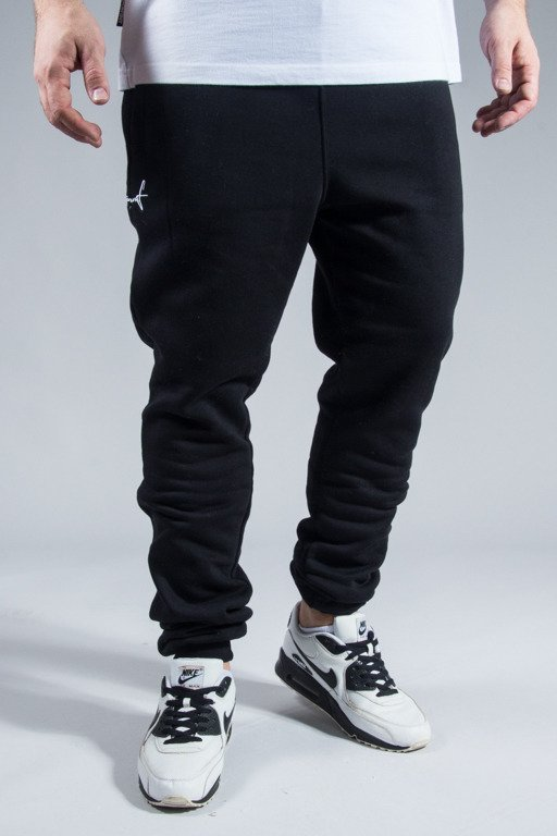 STOPROCENT SWEATPANTS COWBOY BASE BLACK