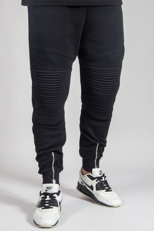 STOPROCENT SWEATPANTS JOGGER ARMOR BLACK