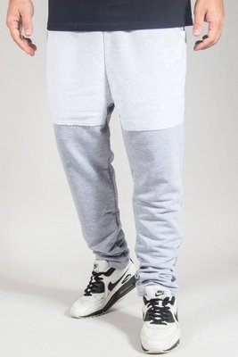 STOPROCENT SWEATPANTS JOGGER DROP MELANGE